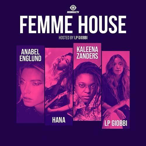 HANA – Femme House Livestream (March 13, 2021)