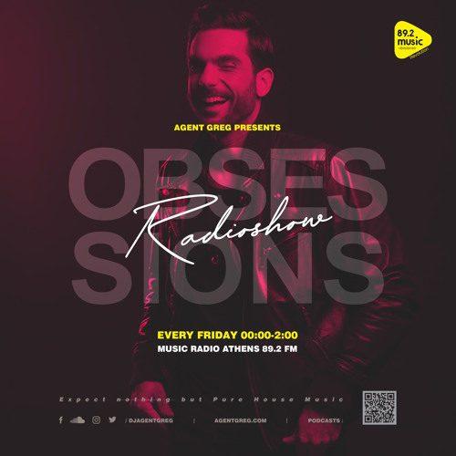 Obsessions Radioshow 173 | Agent Greg