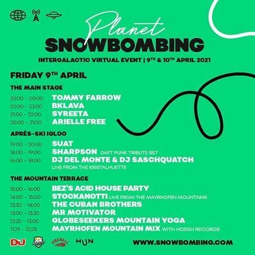 Syreeta – Live at Planet Snowbombing