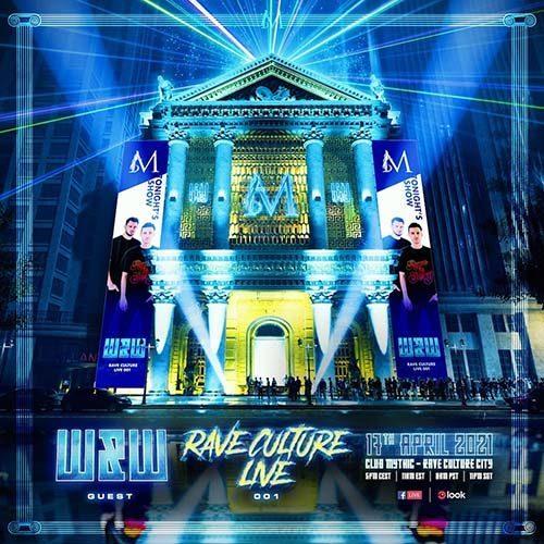 W&W – Rave Culture Live 001