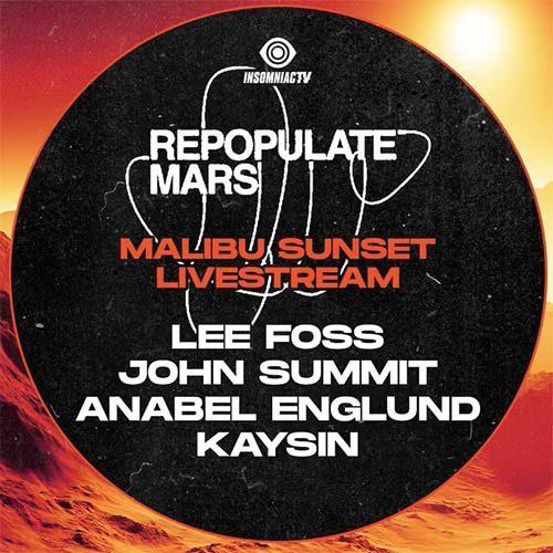 Kaysin – Repopulate Mars Malibu Livestream (February 12, 2021)