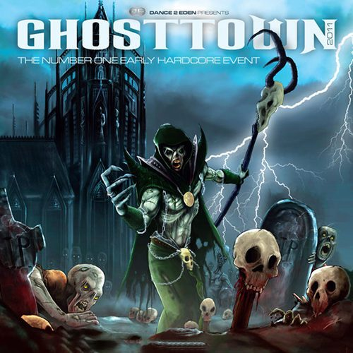 Leviathan – Ghosttown 2011