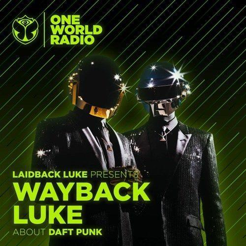Laidback Luke – Wayback Luke 8