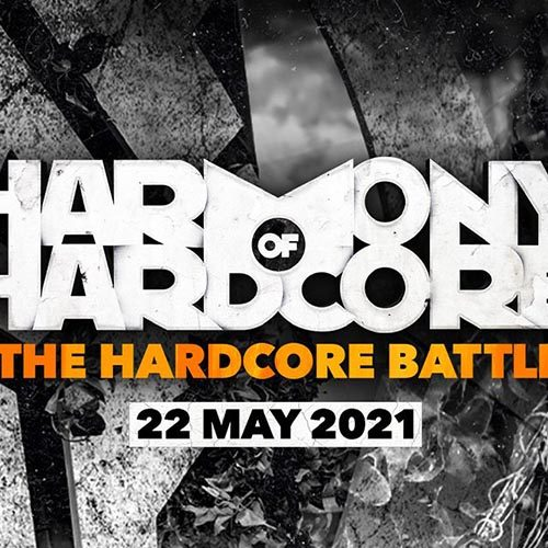Anime – Harmony of Hardcore 2021 presents The Hardcore Battle