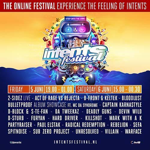Roughst-e Alliance – Intents Festival 2021 – The Online Festival