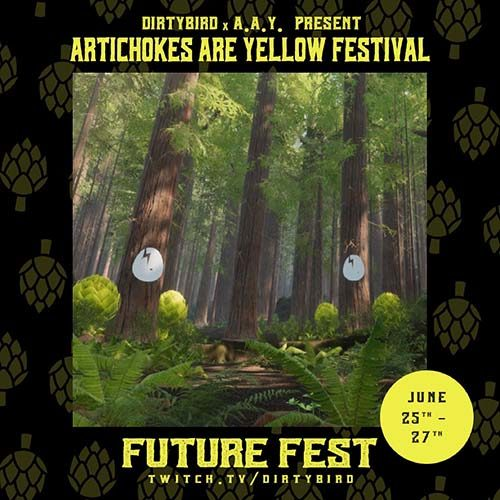 Tony Snark Live @ Dirtybird x A.A.Y. Artichokes Are Yellow Label Launch Festival