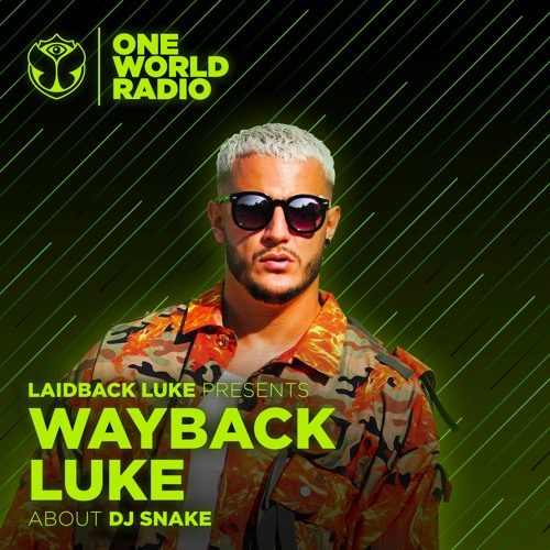 Laidback Luke – Wayback Luke 11