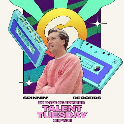 Olly Wall – Spinnin' 30 Days Of Summer Mixes 009