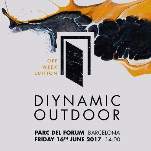 Undercatt – live @ Diynamic Outdoor 2017 (Barcelona) – 16-JUN-2017