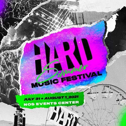 REZZ (Live) – HARD Summer Festival 2021