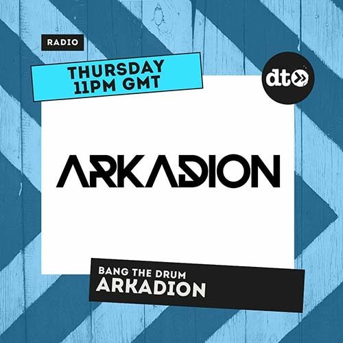 Bang the Drum with Arkadion