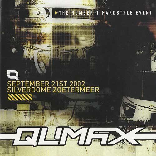 Melanie Di Tria @ Qlimax (Silverdome – Zoetermeer) 21-09-2002
