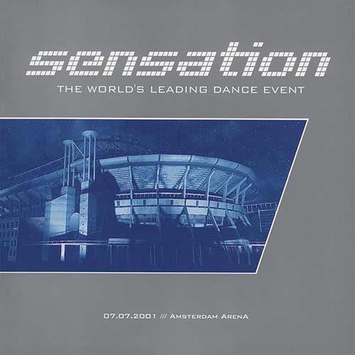 Roog Live @ Sensation White 2001 (Amsterdam Arena)