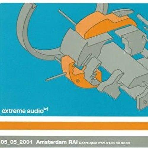 Derrick Carter @ Shockers 2001 (RAI – Amsterdam)