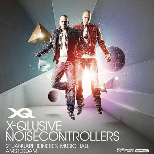 D-Block & S-te-Fan & Noisecontrollers @ X-Qlusive Noisecontrollers (HMH – Amsterdam) 21-01-2012