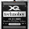 Showtek @ X-Qlusive Showtek 2009 (Hordern Pavilion – Sydney) 19-12-2009