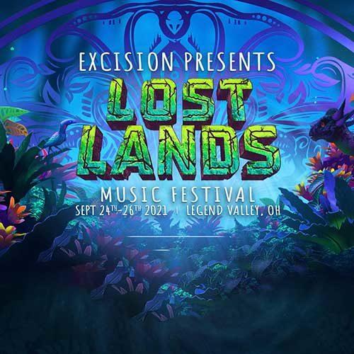 GRiZ – Lost Lands Festival 2021