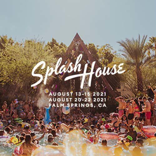 Gorgon City @ Splash House (Palm Springs, CA) 21-08-2021