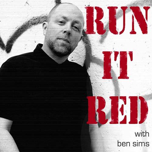 Ben Sims – Run It Red 076